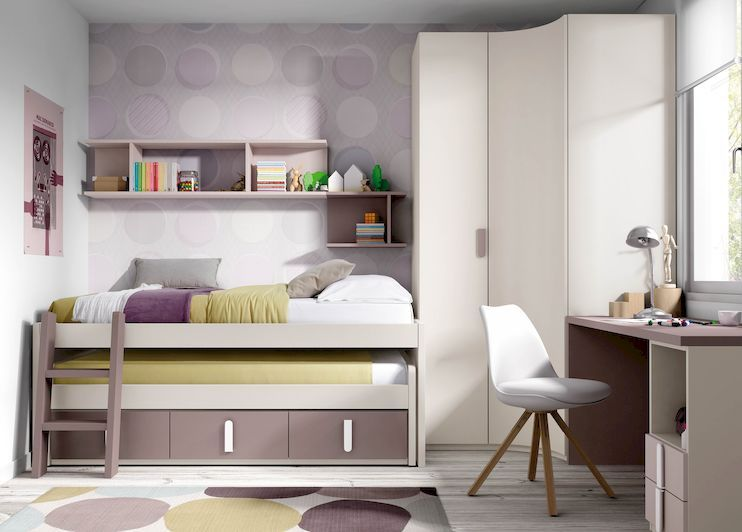 juvenil b sico 13 quatro muebles juveniles On quatro muebles juveniles
